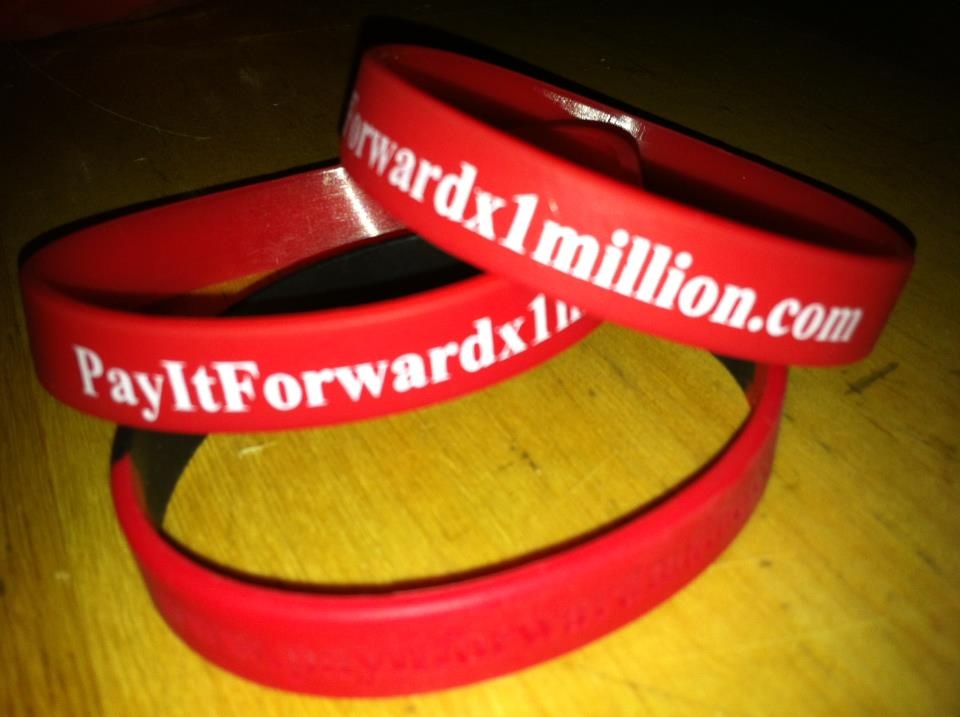 Custom Wristbands -100 count